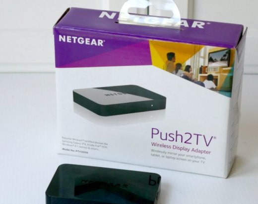 Cut the Cord with Netgear Push2TV