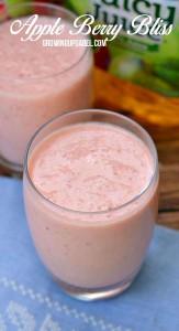 Apple Berry Bliss Drink Recipe