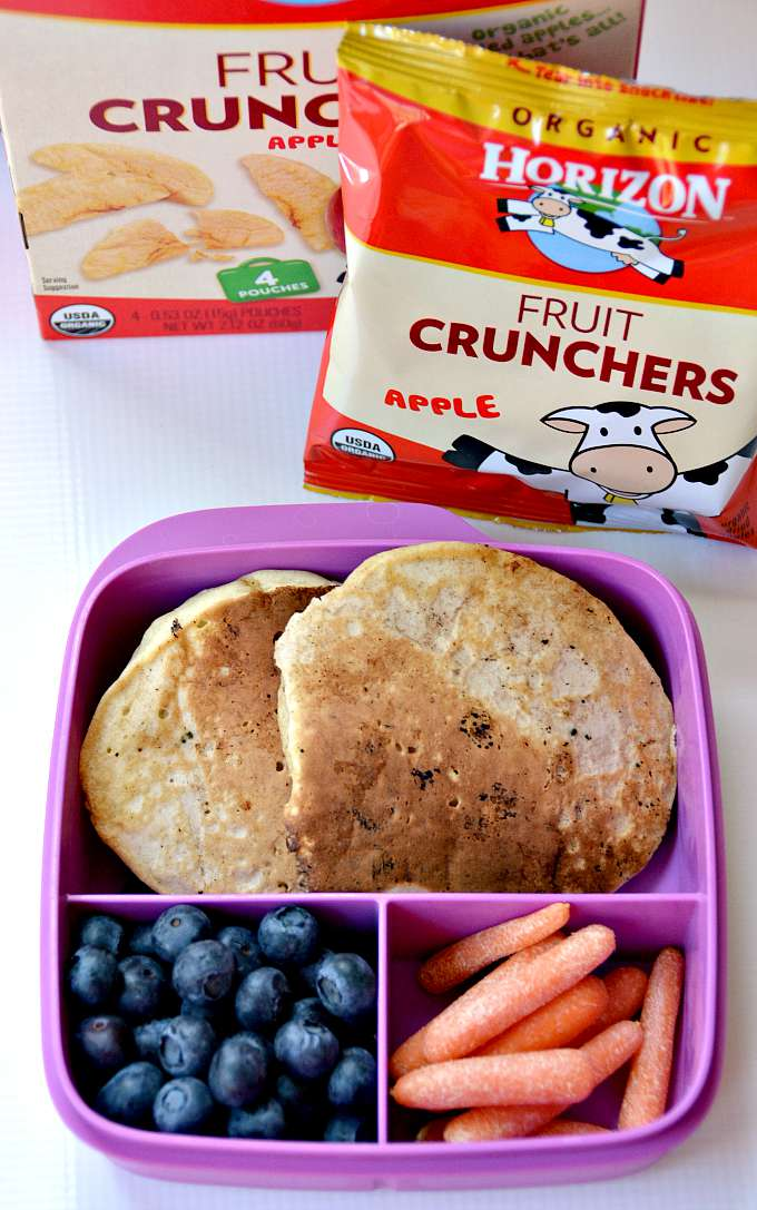 Breakfast For Lunch Brown Bag Ideas