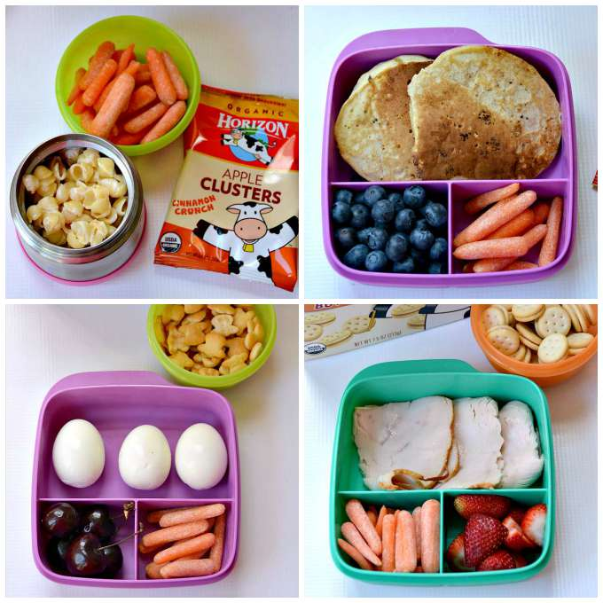 How to Pack School Lunch for Pickey Eater