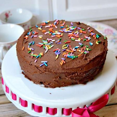 Mini Chocolate Cake Recipe