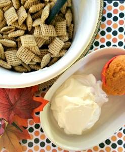 Pumpkin Pie Chex Puppy Chow Recipe