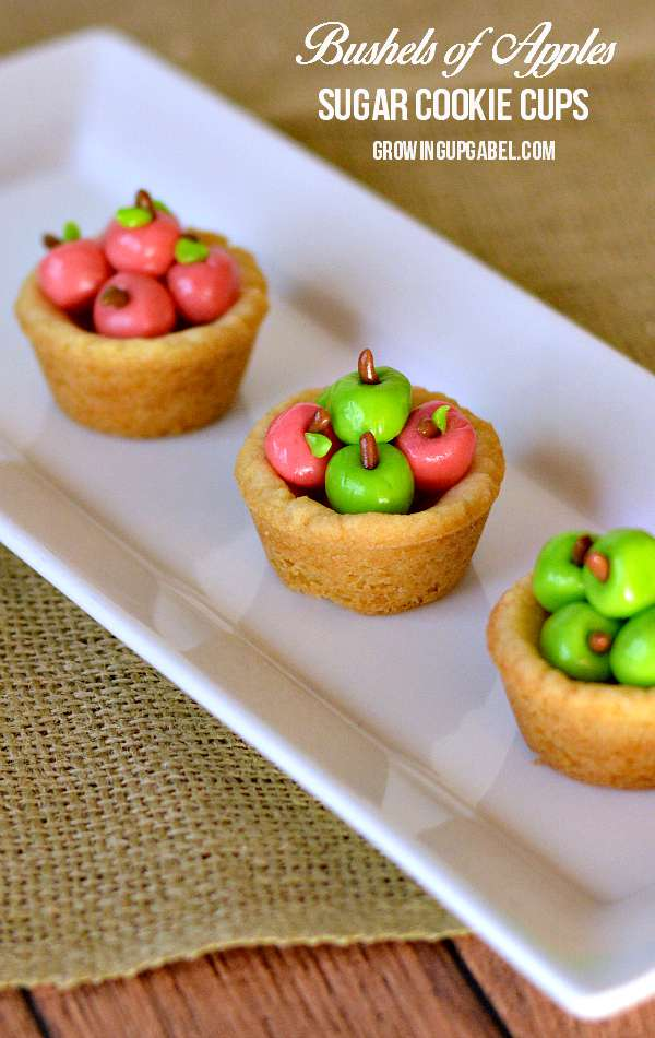 Apple Bushels Cookies