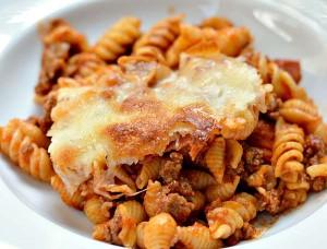 Cavetini Supreme Baked Pasta Recipe