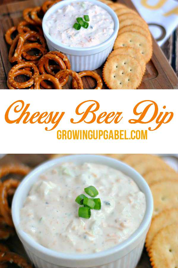 Need a new dip recipe? Beer cheese dip is a quick and easy appetizer perfect for a tailgate, party or just a lazy game day at home. Add your favorite beer to basic dip ingredients and then let the dip rest before serving with crackers or pretzels.