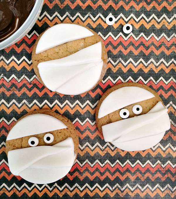 Easy Halloween Cookie Recipe