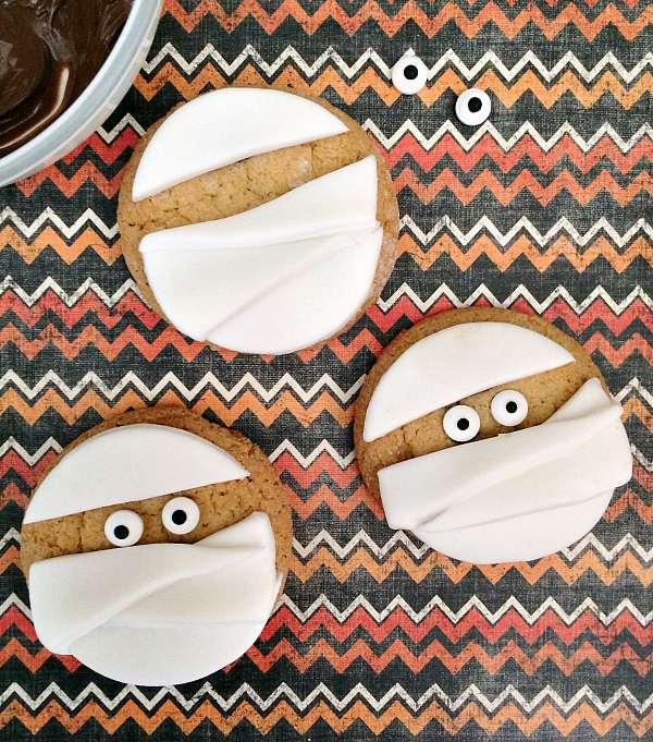 Easy Halloween Cookie Recipe