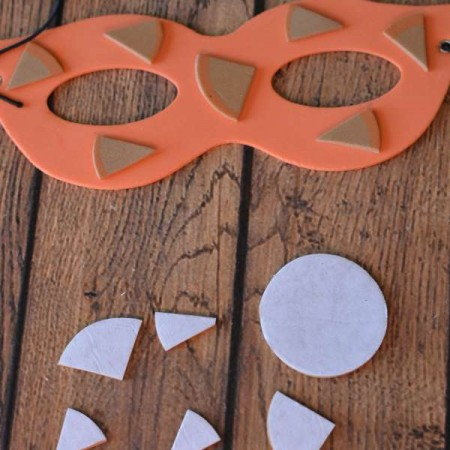 Foam Halloween Mask Ideas