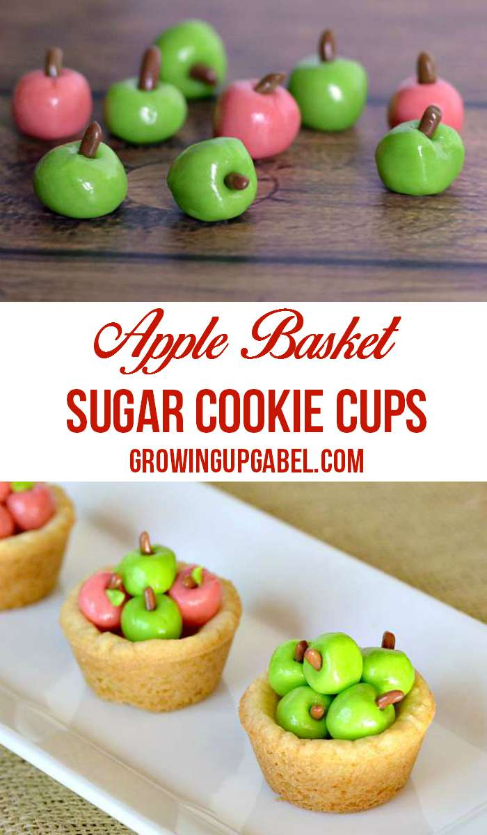 Sugar Cookie Cups Cookie Recipe