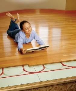 Stay Warmer and Save Money with Warmboard Flooring