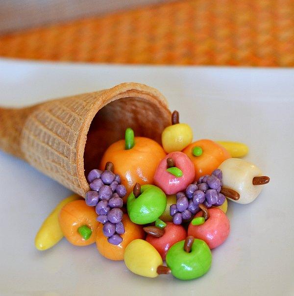 Cornucopia Candy Recipe