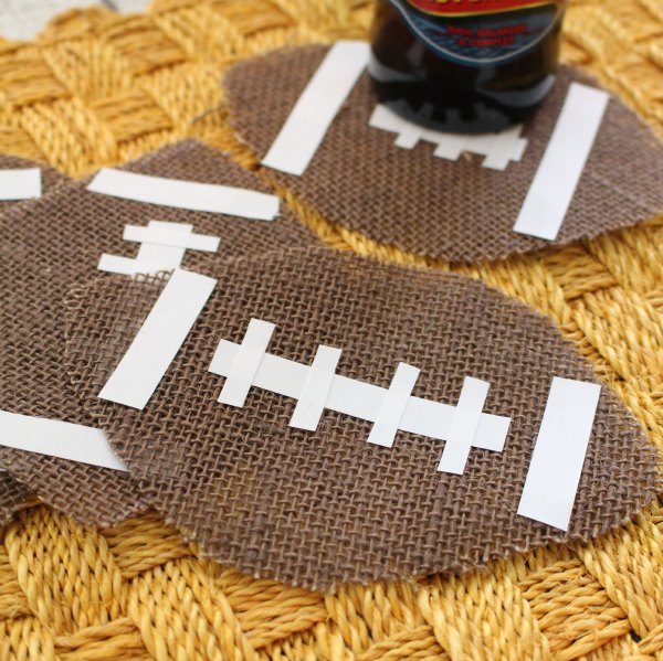 Easy Football Coaster