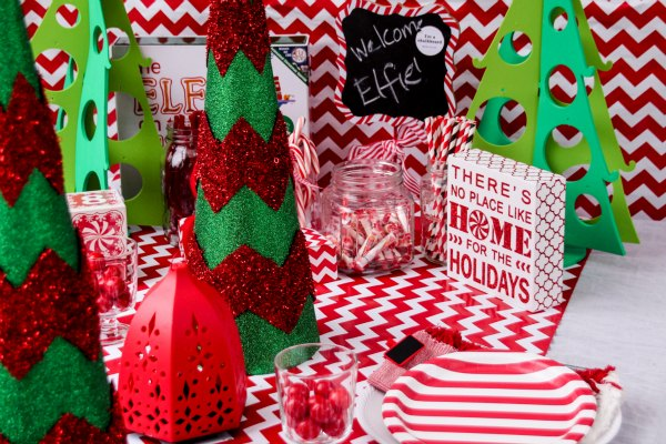 Elf on the Shelf Decorations