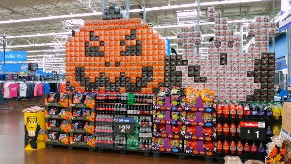 Fanta at Walmart