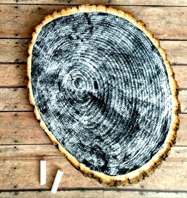 Wood Slice Craft idea