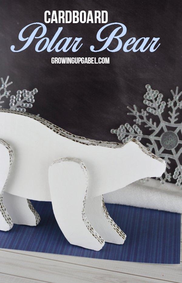 DIY Polar Bear Craft