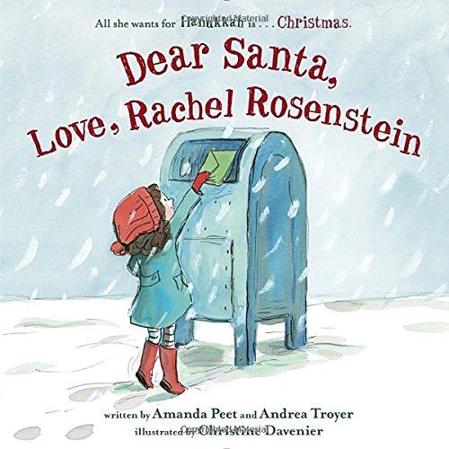 Dear Santa Love Rachel