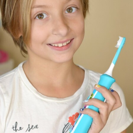 Electric toothbrush for kids