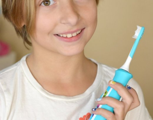 Keep Teeth Healthy with Sonicare Kids Toothbrush