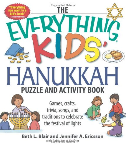 Everything Kids Hanukkah