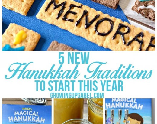 5 New Hanukkah Traditions to Start this Year