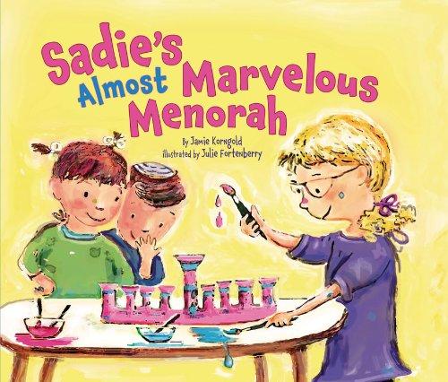 Sadie's Menorah
