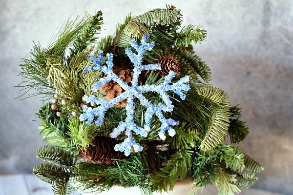 Snowflake Borax