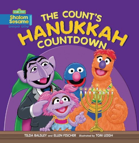 The Count Hanukkah