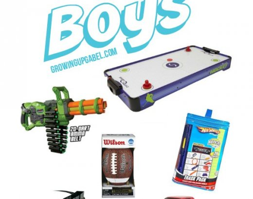 The Ultimate List of Best Boy Gifts for 7-9 Year Old Boys