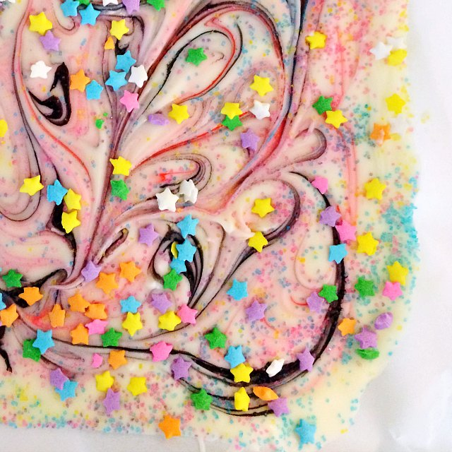 Fairy Princess Bark Recipe