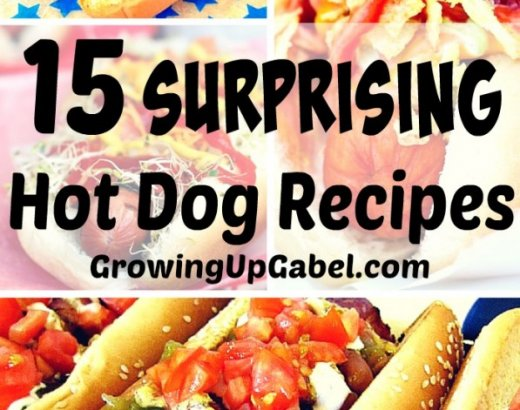 15 Surprising Hot Dog Recipes