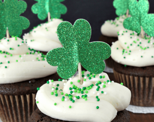 Irish Car Bomb Cupcake Recipe from Scratch