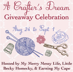 A Crafter's Dream Giveaway Hop: Judy's Colors Knitting Kits