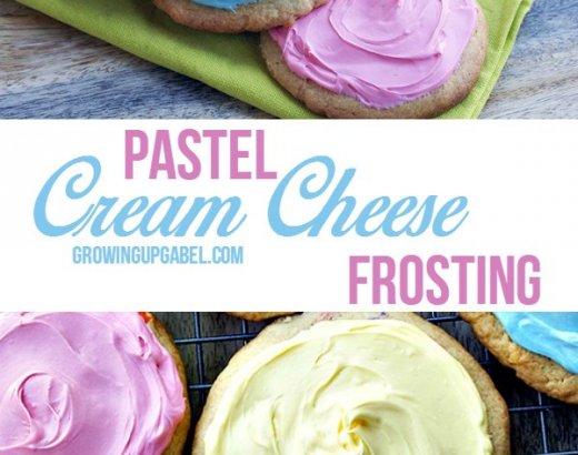Cream Cheese Cookie Icing Recipe