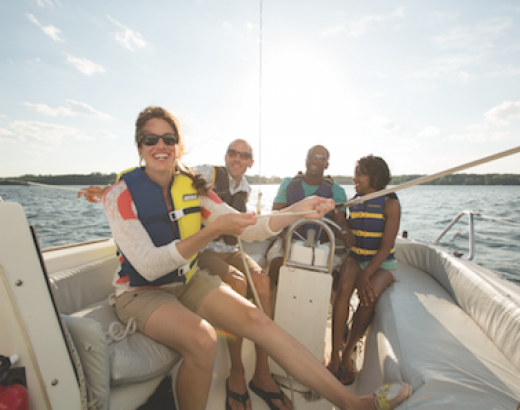 Discover Boating and A New Family Tradition