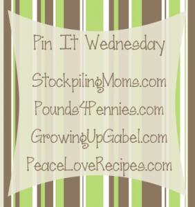 Pin It Wednesday #9