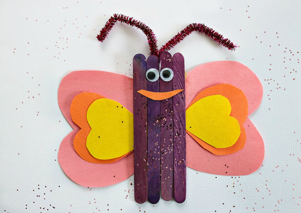 Valentine Craft For Toddlers