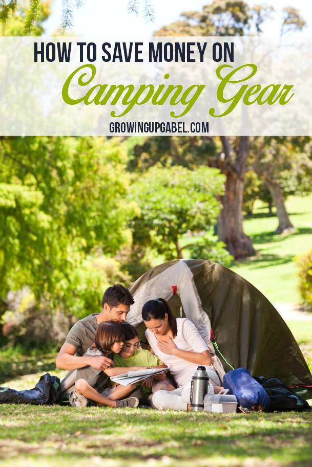 How to Save Money on Camping Gear