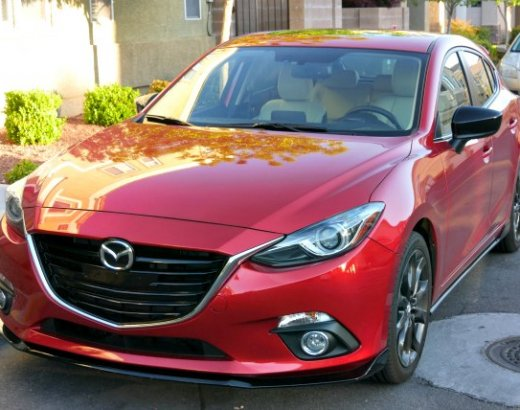 2016 Mazda 3: A Sporty Family Car
