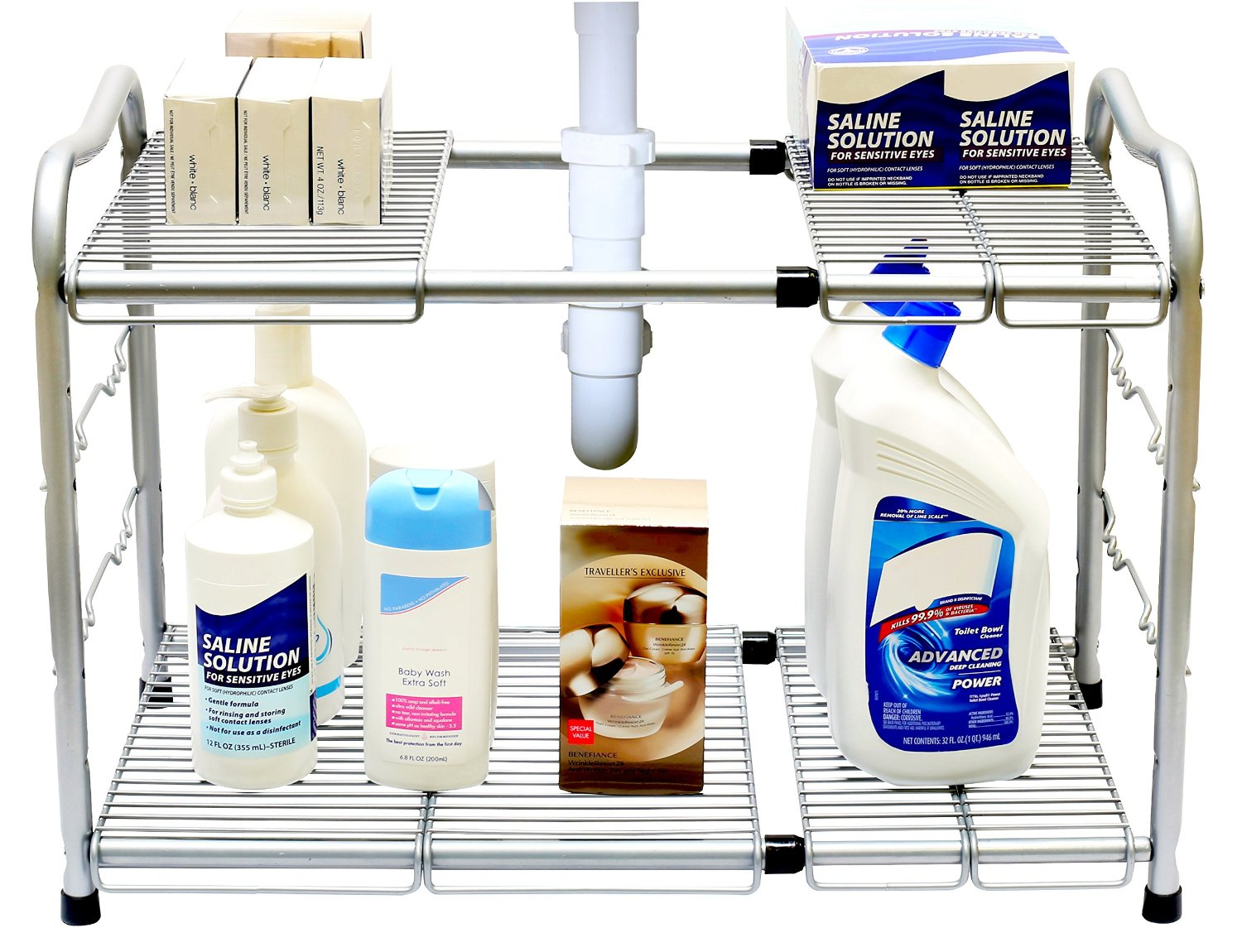 15 Fantastic Items for Organizing Your Home | www.growingupgabel.com