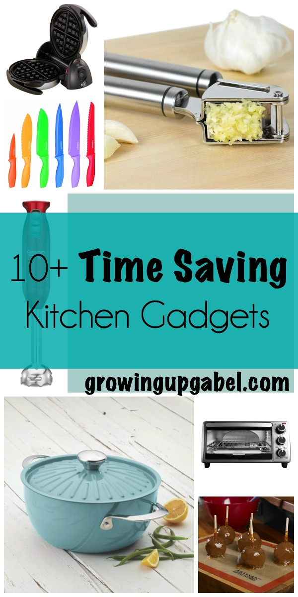Tired of spending too much time in the kitchen making meal? Check out these MUST HAVE Top Kitchen Tools that will save you time and get dinner on the table faster.
