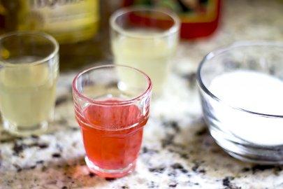 Lazy Margaritas: Margarita Tequila Shots