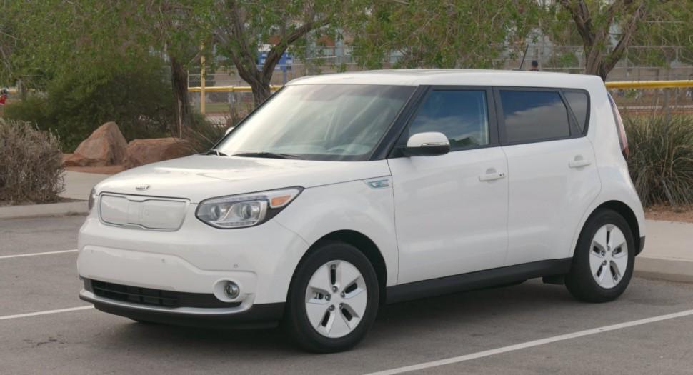 The Kia Soul Ev An Electric Family Car