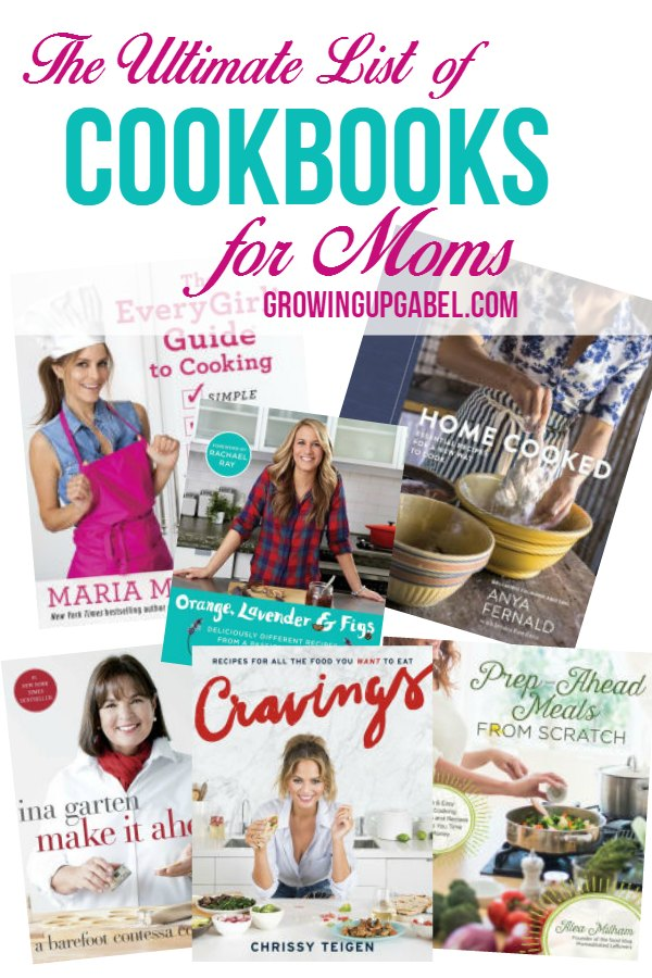 Cookbook Ideas for Moms