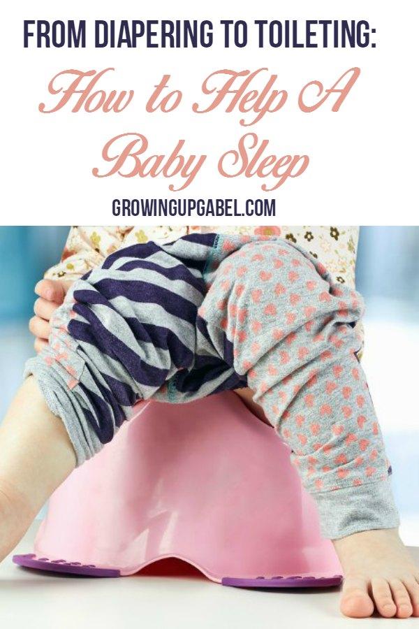 Help a baby sleep