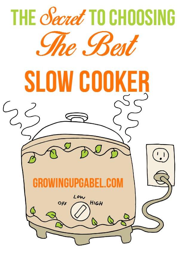 best slow cooker
