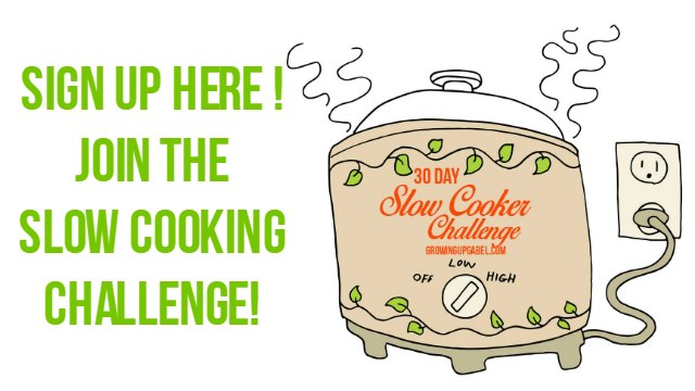 Slow Cooking Challenge MM