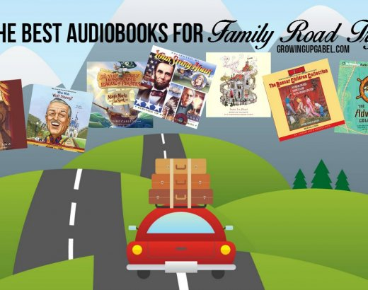 The Best Audiobooks for Family Road Trips