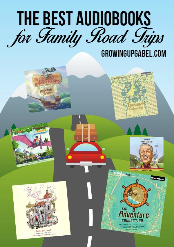 Not just a long list of the best audiobooks for family road trips, but tips for finding audiobooks both kids and adults will love and enjoy. From history and biographies to classics and mysteries, these audibooks will make long road trips worth the time.