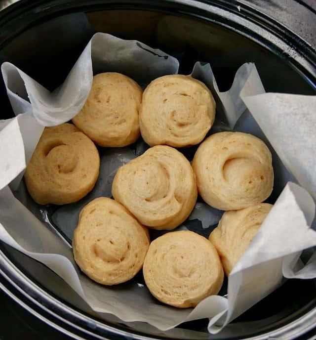 Bake Bread in Crock Pot